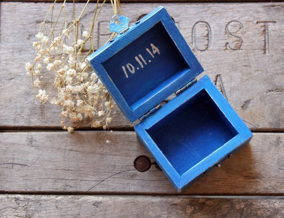 8 Something Blue Ideas for the Bride (+ Win One!)