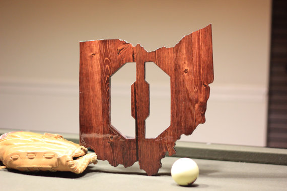ohio state cut out