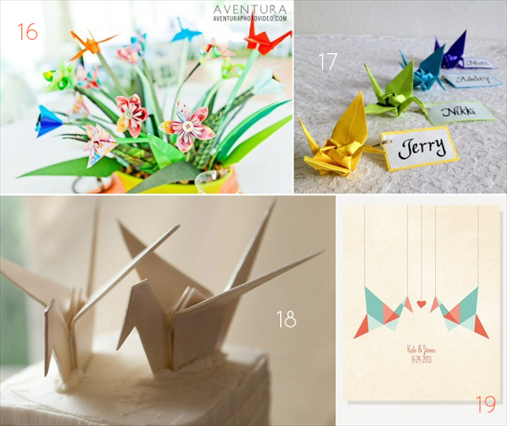 Origami Wedding Invitation Ideas 21 Decoration