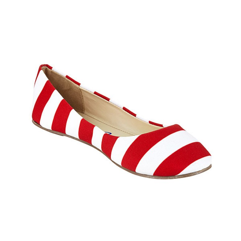 red and white lillybee shoes review