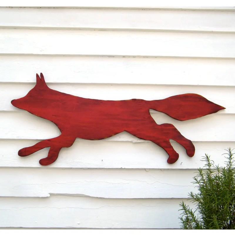 red fox wood guest book alternative by sippin southern | Fox Ideas Weddings via http://emmalinebride.com/rustic/fox-ideas-weddings/