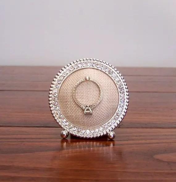 Creative Ring Holders - Wedding Gifts | Emmaline Bride®