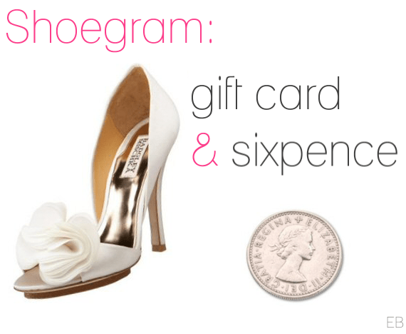 shoegram - Gift Ideas for the Bride