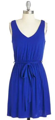 short-royal-blue-bridesmaid-dress