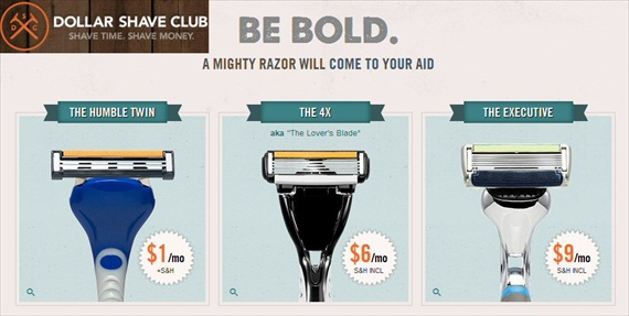 Details: Start here to save. Free Razors For Life - Earn $5 Dollar Shave Club Credits for every friend you sign up.