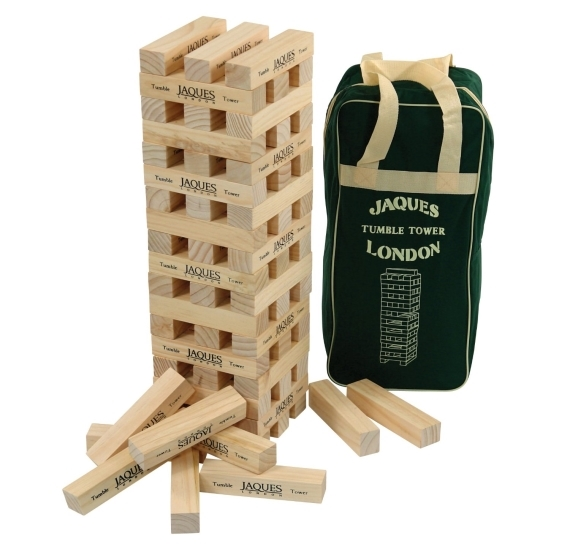 Life Size Jenga -- Over 4 ft Tall!