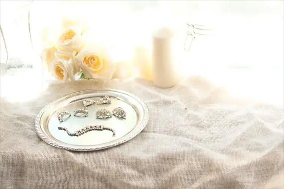 vintage bridal jewelry | Vintage Wedding Jewelry (Sweet & Spark)
