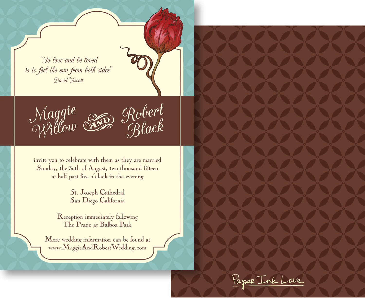 Lovely Need Wedding Invitations Fast? Try This Printable!