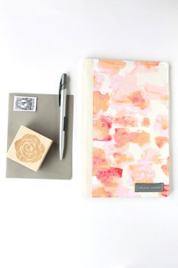 watercolor wedding planning organizer portfolio