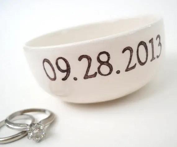 Ring Holder Wedding 86 Fabulous wedding date ring dish