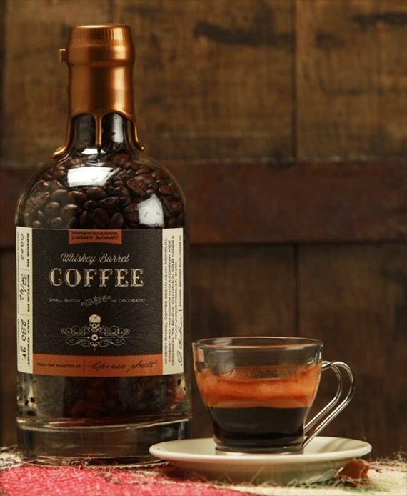 whiskey barrel coffee - Top Groomsmen Gift Ideas for 2014