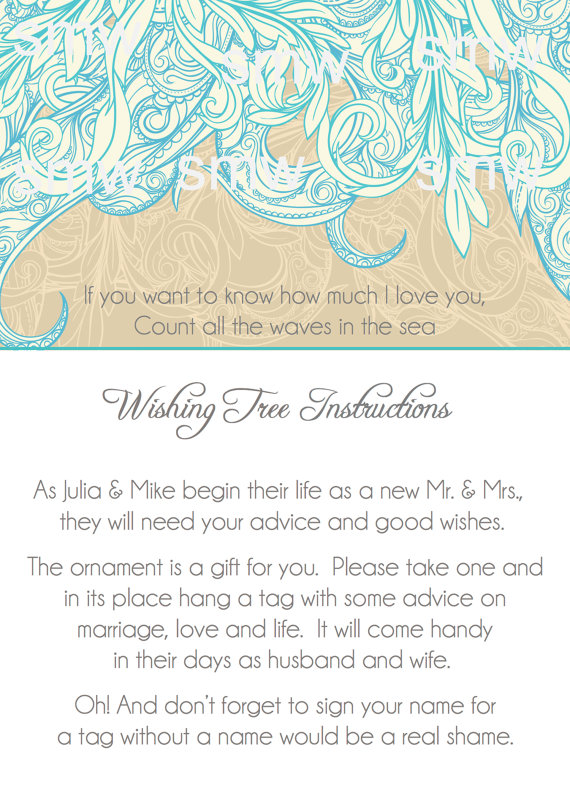 wishing tree instructions | Wedding Wishing Trees | http://emmalinebride.com/decor/wedding-wishing-tree/
