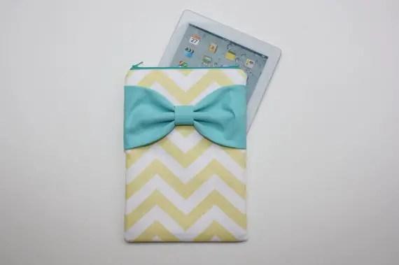 yellow ipad mini case