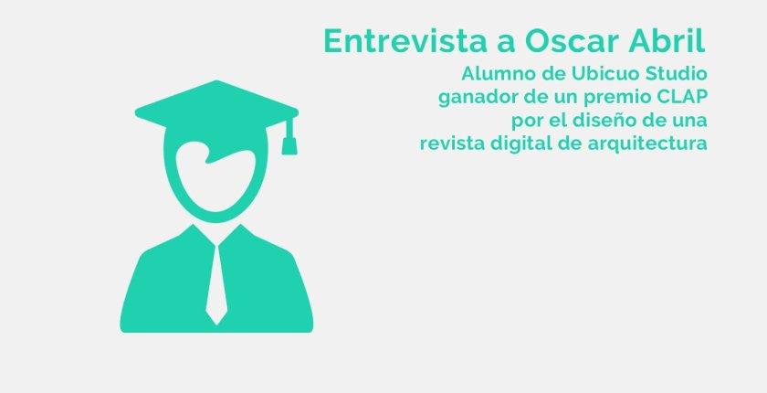 Entrevista Oscar Abril