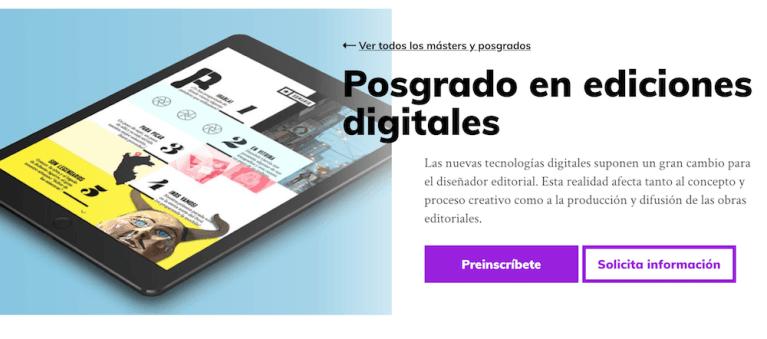 Emma Llensa - profesora Posgrado Ediciones digitales