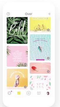 Mejores apps para crear Stories de Instagram