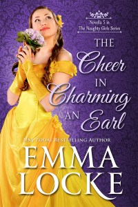 Book Cover: The Cheer in Charming an Earl