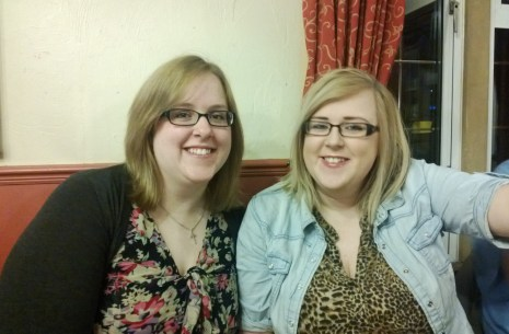 Me and Vicky