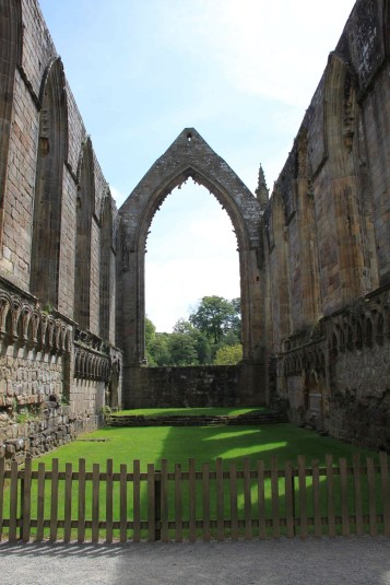 Priory Ruins at Bolton Abbey
