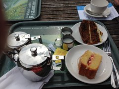 Tea and Cake at Beningborough Hall