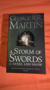 George R. R. Martin - A Storm of Swords: Steel and Snow