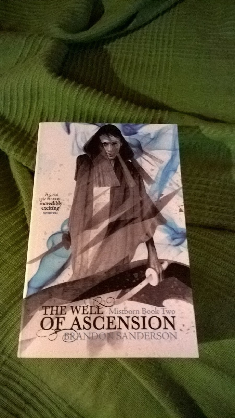 Brandon Sanderson - The Well of Ascension (Mistborn 2)