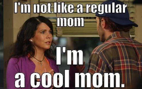 Be a thriving single mum - Lorelai Gilmore style!