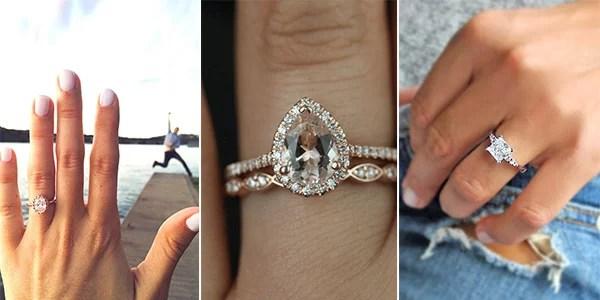 20 Top Wedding Engagement Ring Ideas