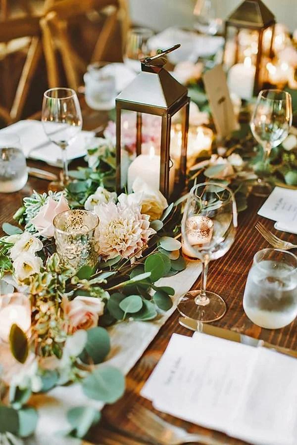 21 Lantern Wedding Centerpiece Ideas To Inspire Your Big