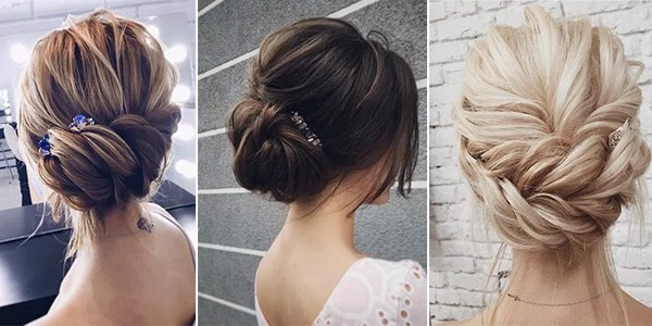 10 Amazing Updo Wedding Hairstyles From Lena Bogucharskaya