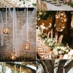 Trending 30 Wedding Hanging Decoration Ideas To Love Emmalovesweddings