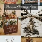 20 Bohemian Wedding Decoration Ideas To Inspire Your Big Day Emmalovesweddings