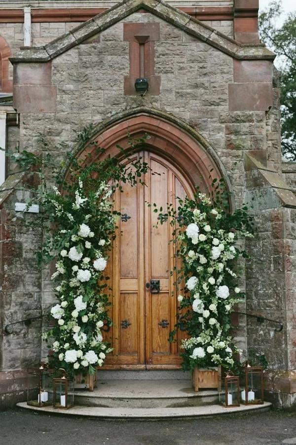 12 Elegant Church Wedding Decoration Ideas for 2021 ...
