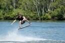 Gold Coast wakeskater Matt Rodgers