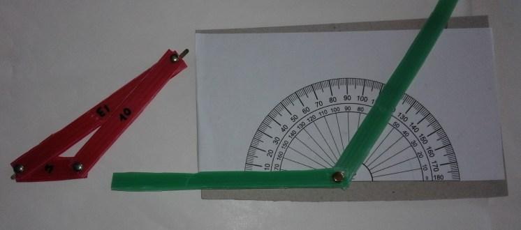 misuratore di angoli