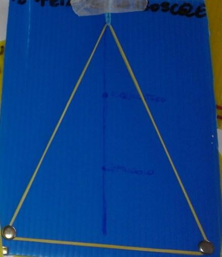 triangolo isoscele acutangolo
