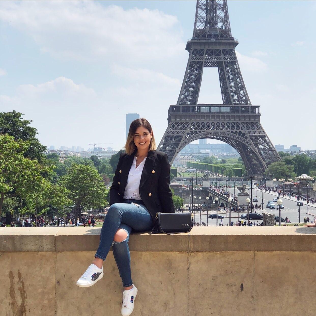 A WEEKEND IN PARIS FRANCE