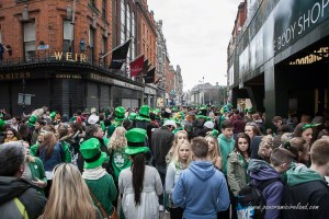 St Patrick's Day 2016