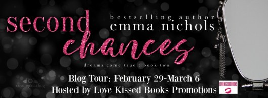 Second Chances Blog Tour Banner