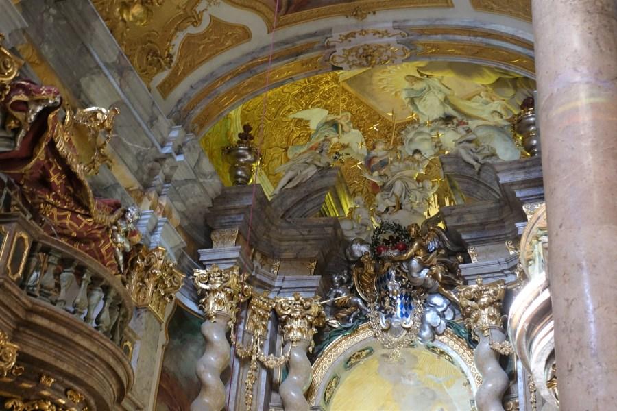 Germany Kelheim church architecture