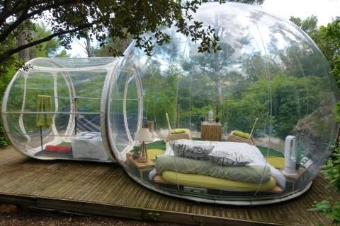 Bubble Hotel France