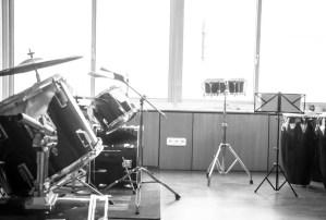 Aula batería