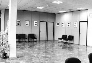 Hall entrada principal
