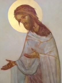 St. John the Baptist found in the Trinity Church, Paris.