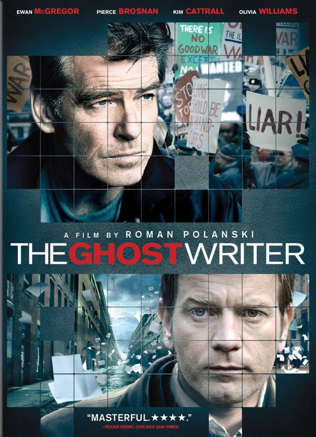2010 the ghostwriter