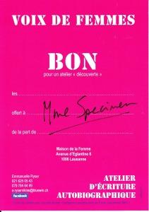 BON_Mme Specimen