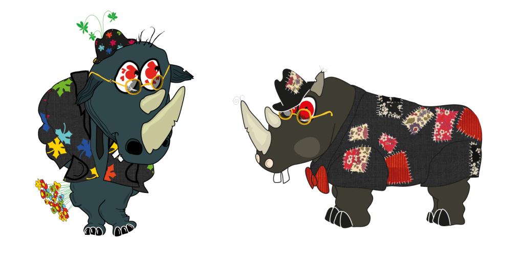 dessin de rhino-2