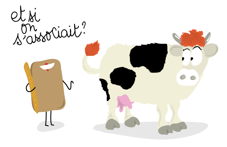 dessin pour ado planche a pain et vache a lait gros seins