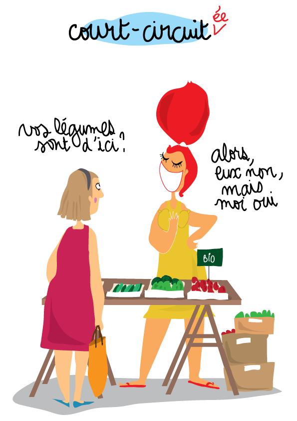 dessin humour circuit court aliments