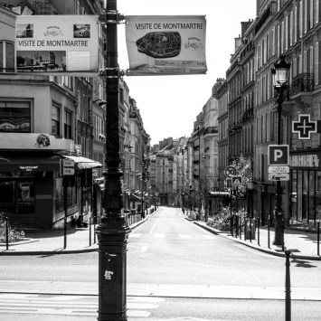 PARIS VIDE 2020